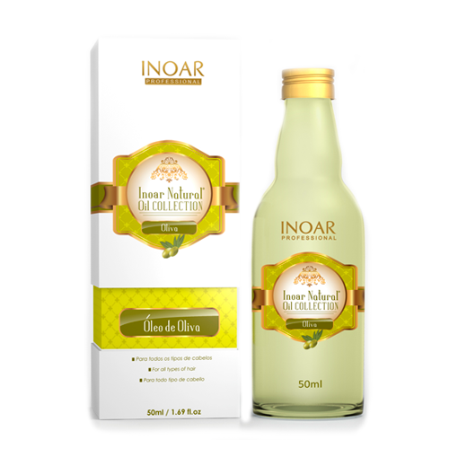 INOAR Natural Oil: Aceite de Oliva