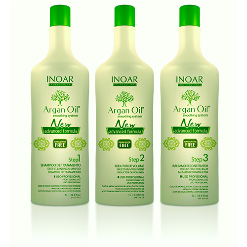 INOAR Argan Oil System