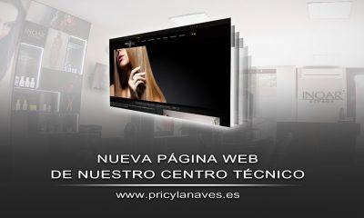 Web Centro Técnico INOAR