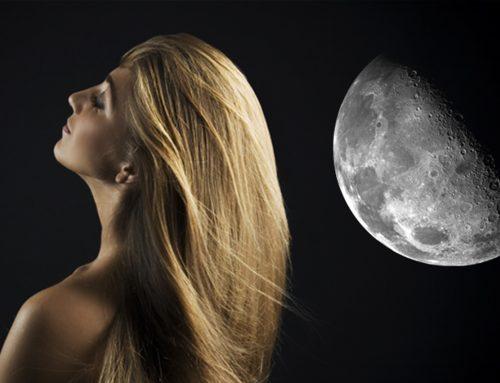 ¿Realmente influye la Luna en nuestro cabello?