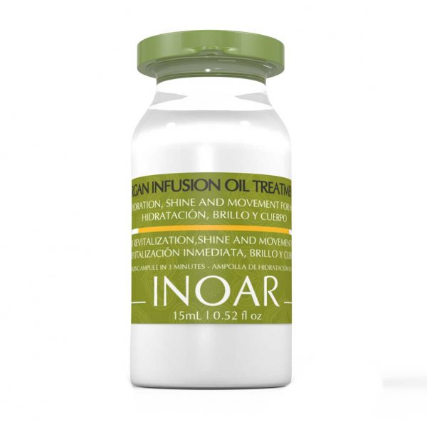 ampolla argan oil tratamiento intensivo 15ml