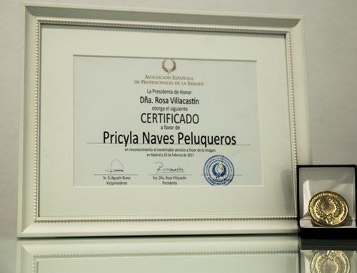 Medalla de Oro para nuestro Centro Técnico INOAR España