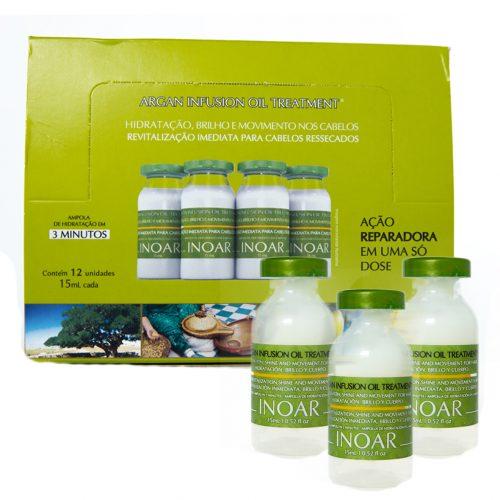 Ampolla de aceite de argán kit 12 unidades