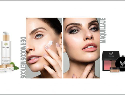 INOAR lanza nuevos productos de maquillaje y dermocosméticos